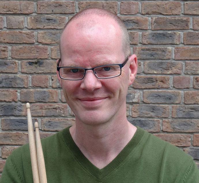 Porträt von Jochen Hafner: Warum ich gern Schlagzeug spiele
