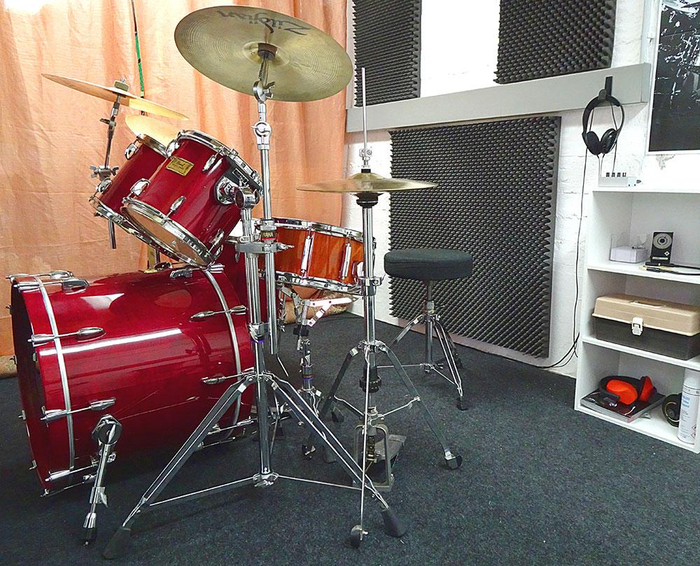Schüler-Set für Schlagzeugunterricht in Köln